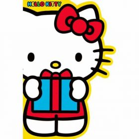 Hello Kitty Favourite card