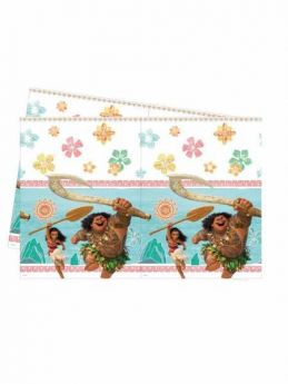 Moana Party Plastic Tablecover