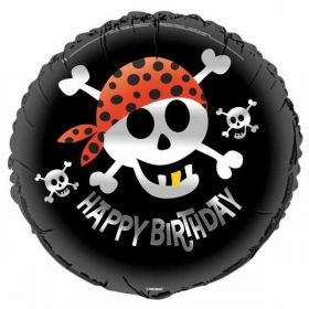 Pirate Fun Standard Foil Balloon 18""