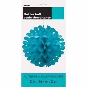 Caribbean Teal Flutter Ball