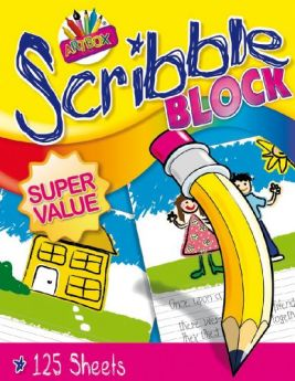 Scribble Block Artbox