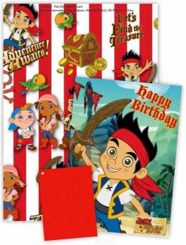 Jake Pirates Birthday Pack