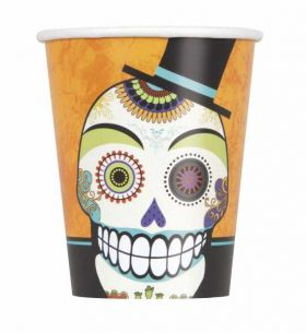 Day of the Dead Cups pk8