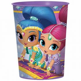 Shimmer & Shine Plastic Favour Cup