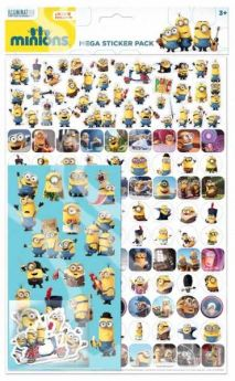 Minions Mega Sticker pack