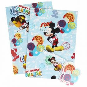 Mickey Mouse Clubhouse Gift Wrap