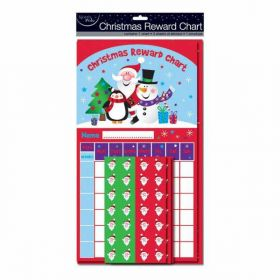 Santa Reward Chart