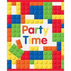 Building Blocks Party Bags pk8
