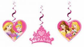 I'm  A Princess Dangling Cut Outs pk3