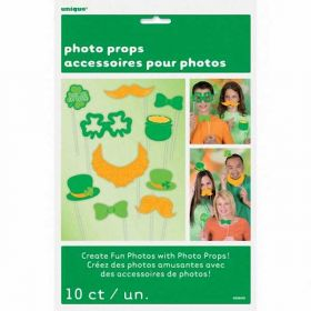 10 St. Patrick's Day Photo Props
