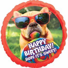 Avanti Sweet Birthday Jumbo Foil Balloons