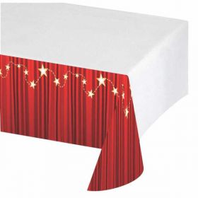 Hollywood Lights Party Tablecover