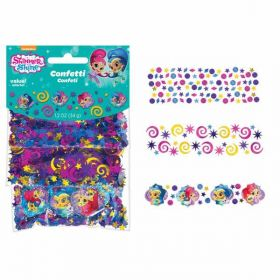 Shimmer & Shine 3 Pack Confetti 34g