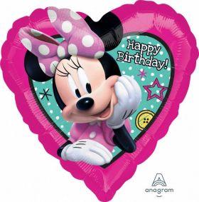 Minnie Happy Helper Foil Balloon