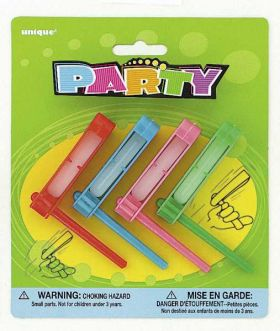 Party Noisemakers pk4