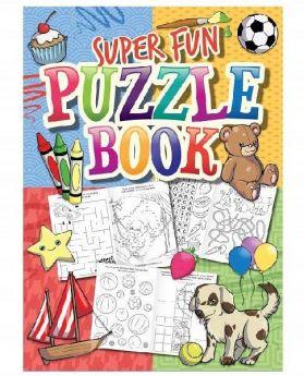 Fun Puzzle Book