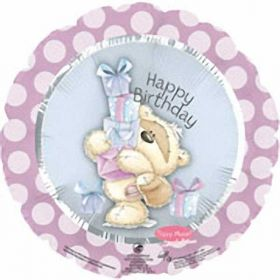 Fizzy Moon Birthday Gifts Foil Balloon