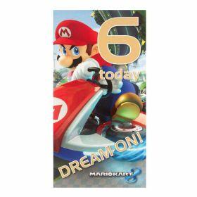 Mario 6 Today Card