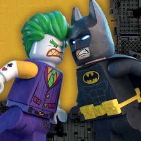 LEGO Batman Movie Luncheon Napkins pk16