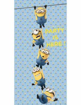 Lovely Minions Door Banner