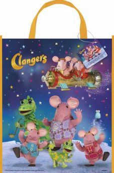 Clangers Tote Bag