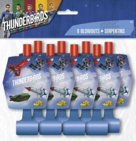 Thunderbirds Blowouts pk8