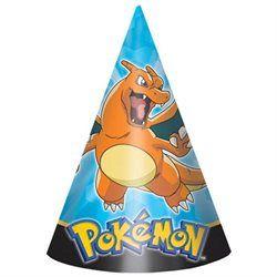 Pokémon Paper Hats pk8