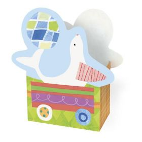 8 Circus Animal Favor Box