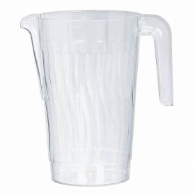 Clear Plastic Pitcher 1.47l