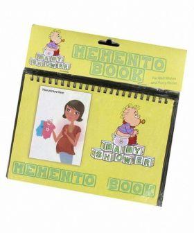Baby Shower Memento Book
