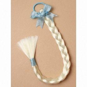 Light Blonde Hair Ponytail