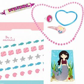 Mermaid Pre Filled Party Bag (no. 1)