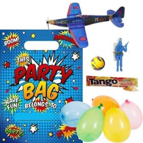 Boys Summer Pre Filled Party Bag (no.2)