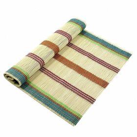 Tropical Fiesta Bamboo Mat