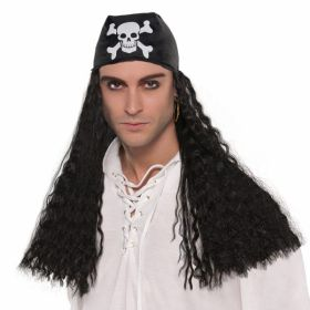 Adults Bandana Wig