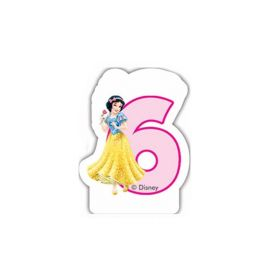 Disney Princess Party Candle No 6
