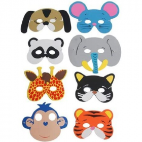 Animal Eva Soft Mask