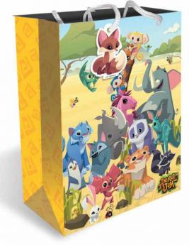 Animal Jam Large Gift Bag
