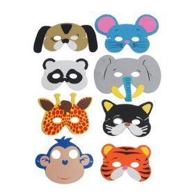 Animal Foam Mask
