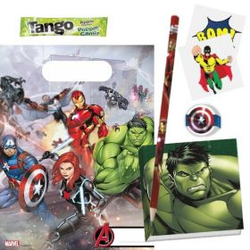 Avengers Filled Party Bags