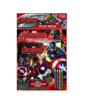 Avengers 2 Play Pack