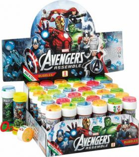 Avengers Assemble Bubbles