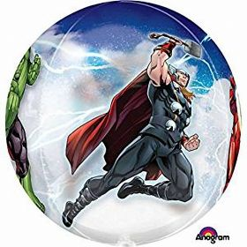 Avengers Orbz Foil Balloon