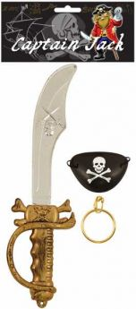 Captain Jack Pirate Set - Child