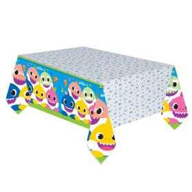 Baby Shark Party Tablecover