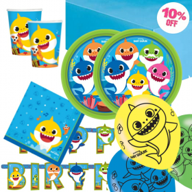 Baby Shark Party Deluxe Pack
