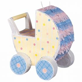 Baby Carriage Mini Pinata