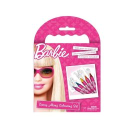 Barbie Cary Along Colouring Set