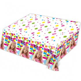 Barbie Sparkle Plastic Party Tablecover 1.2m x 1.8m