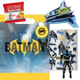 Batman Filled Party Bags